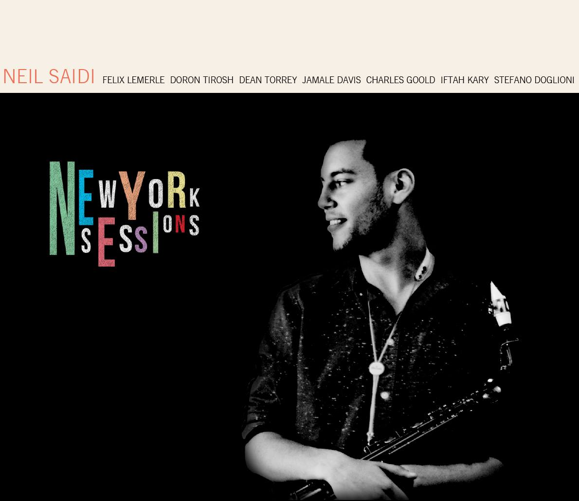 Neil Saidi - New York Sessions