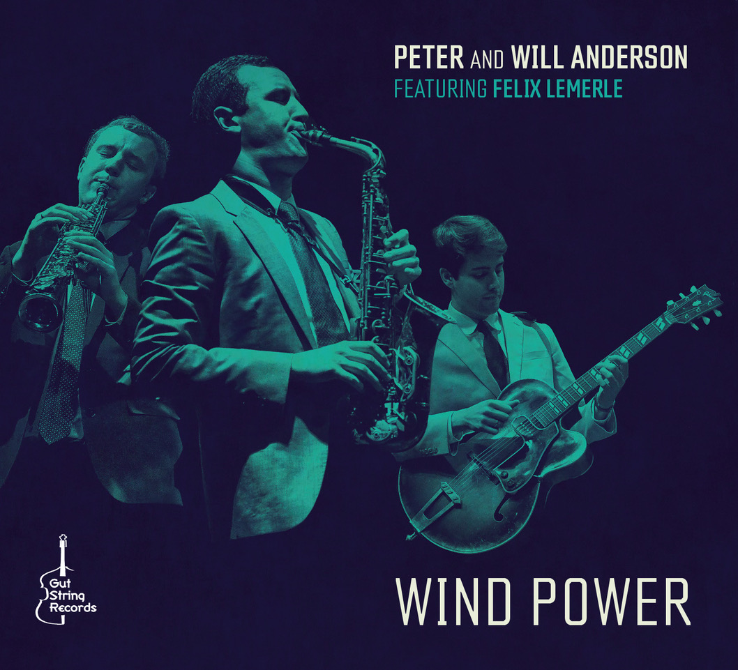 Peter & Will Anderson - Wind Power
